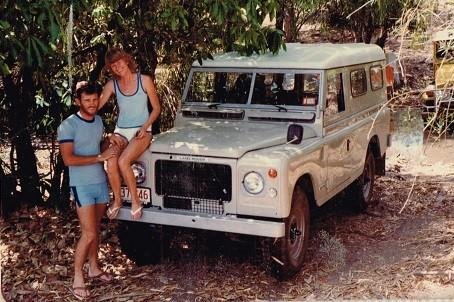 1981 Land Rover Series IIIA 109 LWB