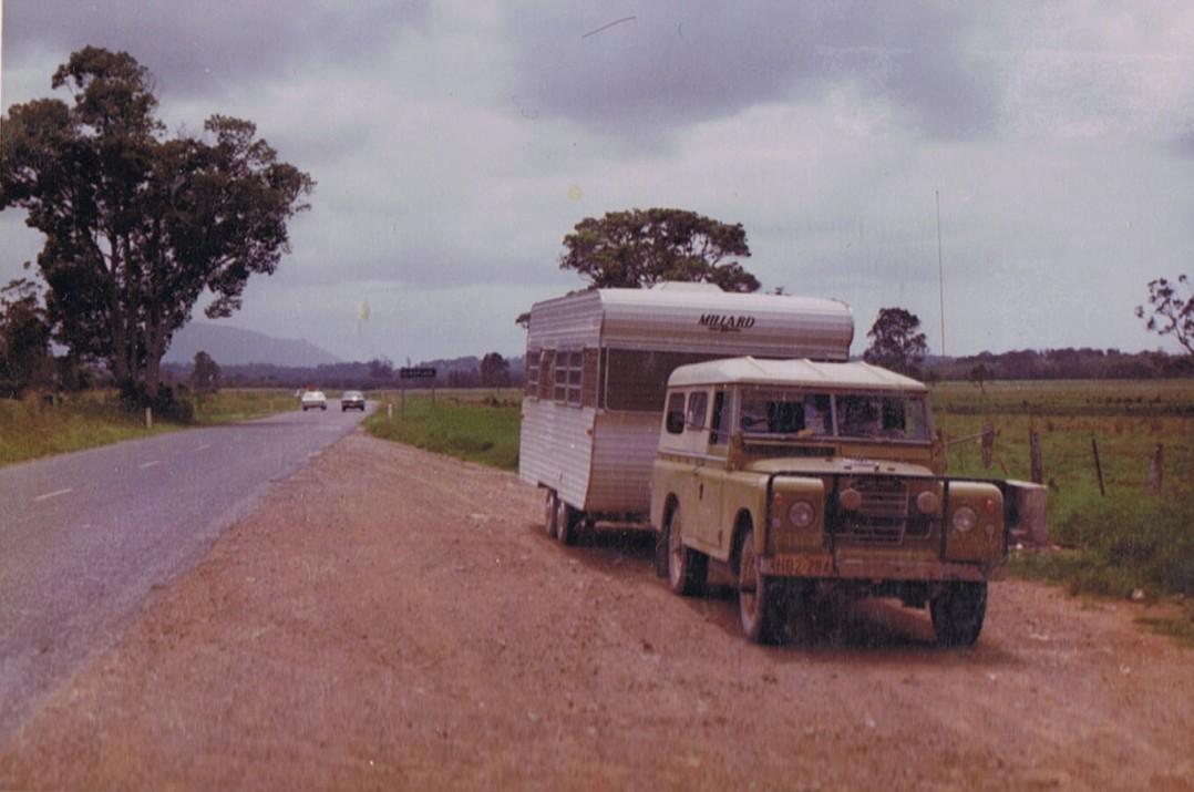 1974 Land Rover Series III 109 lwb