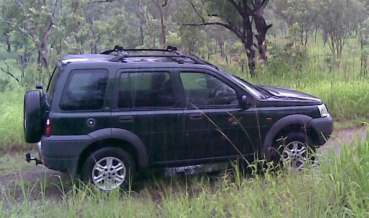 2002 Land Rover FREELANDER SE TD4 (4x4)