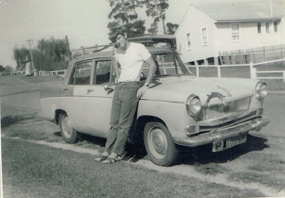 1961 Austin Cambridge A60
