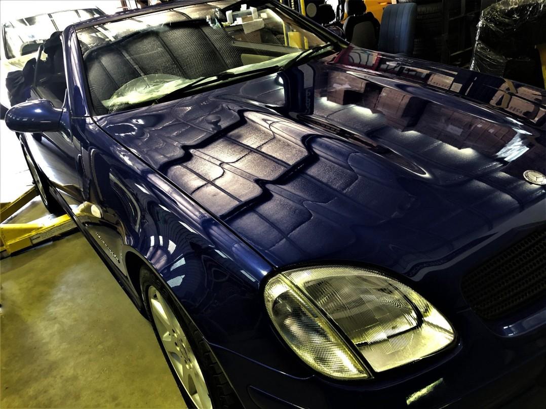 1998 Mercedes-Benz SLK230 KOMPRESSOR ROADSTER