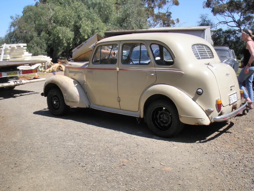 1939 Vauxhall 14 j