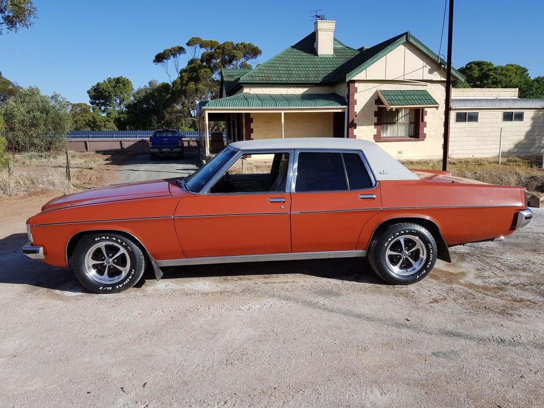 1976 Holden HX Stateman Caprice