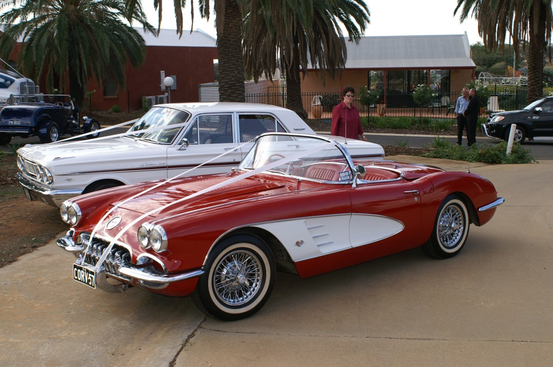 1958 Chevrolet Corvette C2