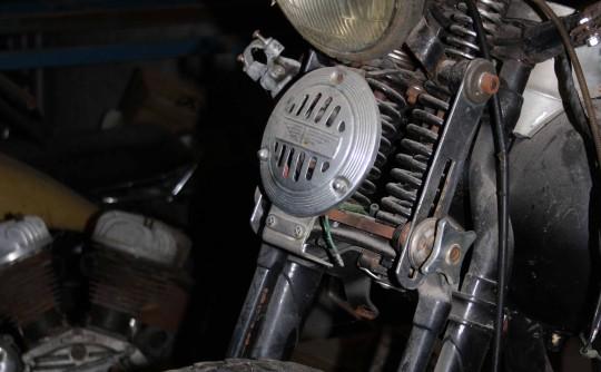 1942 Harley-Davidson WLC