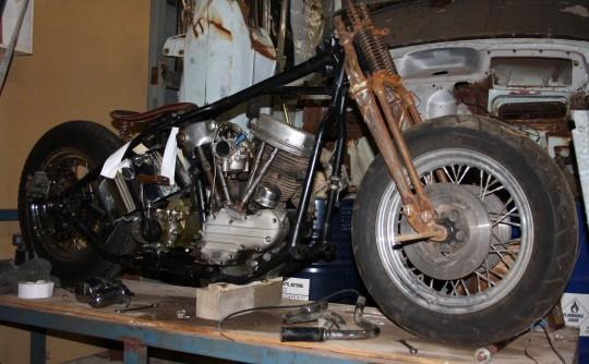 Harley-Davidson Pan/Knuckle
