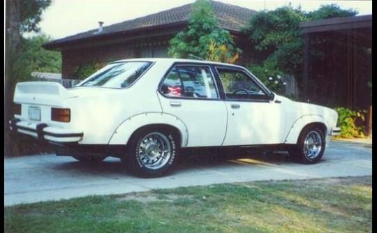 1974 Holden Torana SLR/5000