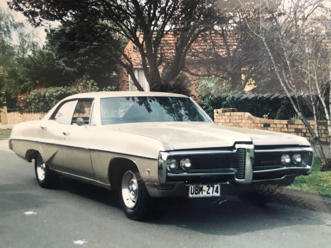 1968 Pontiac PARISIENNE