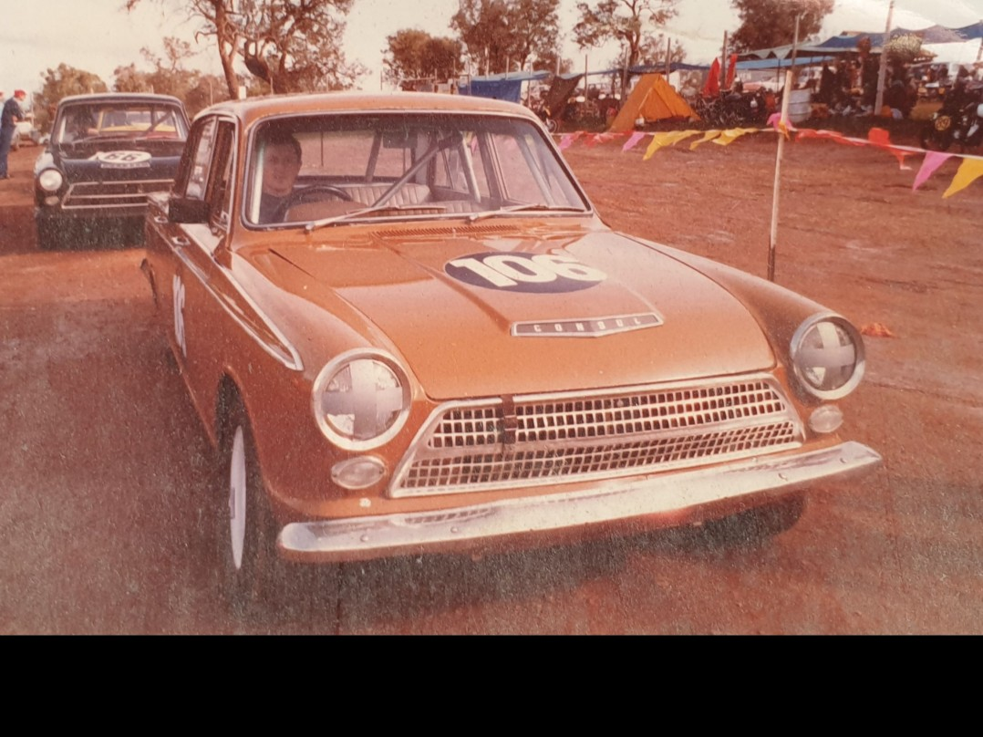 1963 Ford CORTINA GT