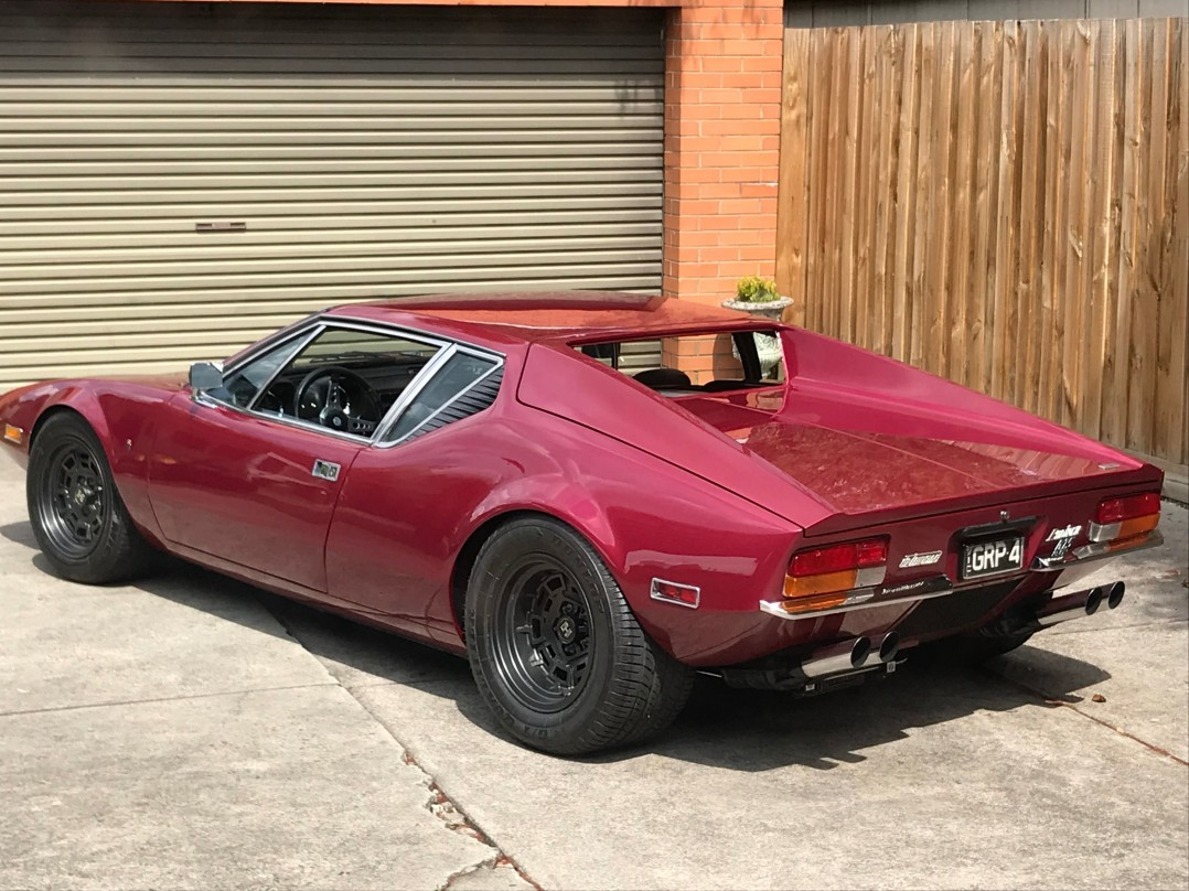 1972 De Tomaso PANTERA L