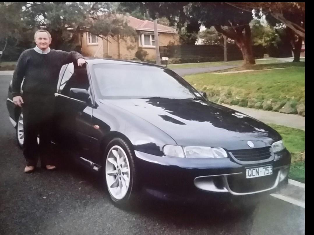 1995 Holden Special Vehicles VS Senator