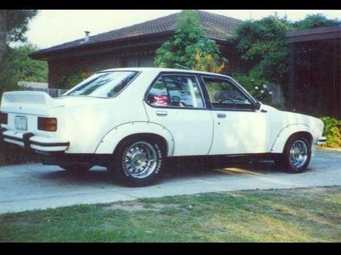 1974 Holden Torana LH SLR/5000