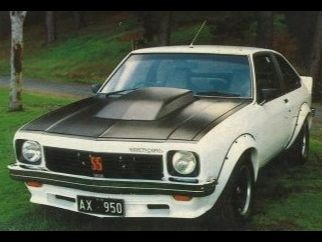 1977 Holden TORANA SS A9X