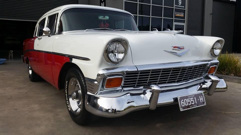 1956 Chevrolet 21O Chevrolet