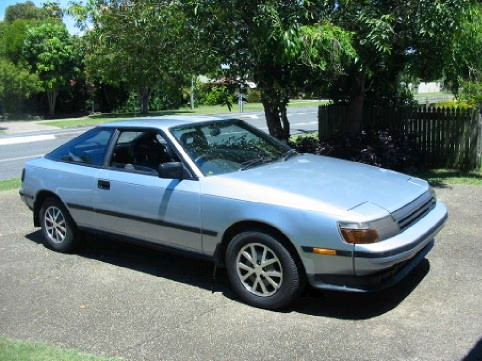 1986 Toyota Celica ST162