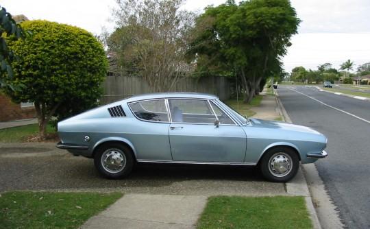 1971 Audi 100s