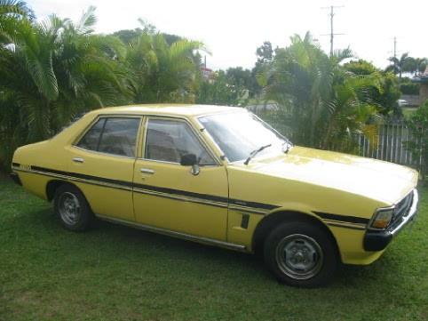 1972 Mitsubishi SIGMA GL