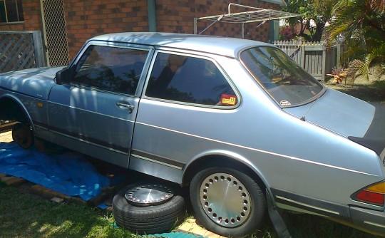Saab 900 1986 Auto Coupe
