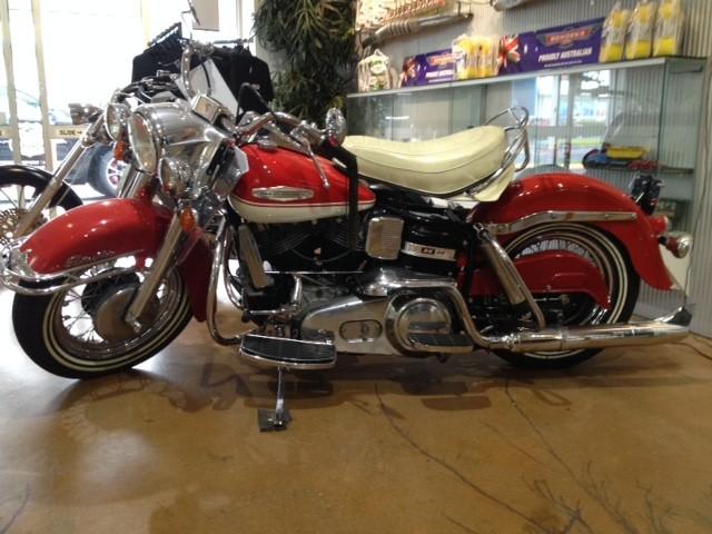 1966 Harley-Davidson 1200cc FLH1200 Electra Glide