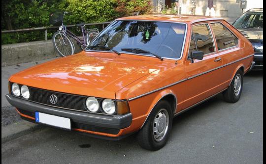1976 Volkswagen Passat