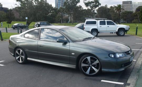 2006 Holden Monaro CRV8