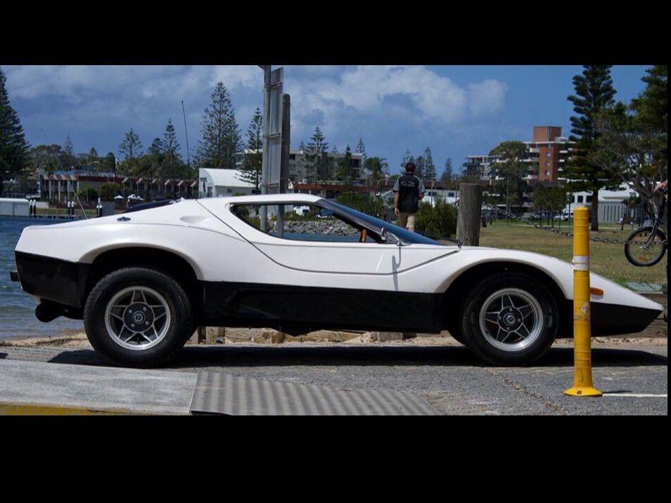 1973 Purvis Eureka PL30-F4