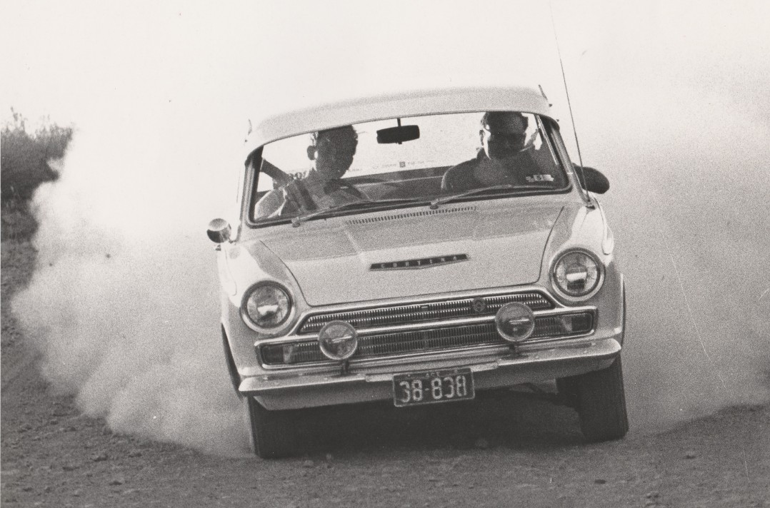 1965 Ford CORTINA GT