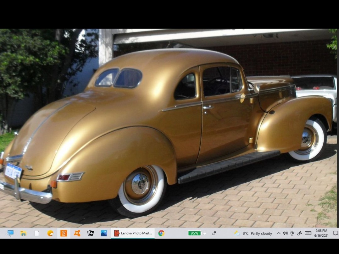 1940 Hudson super six
