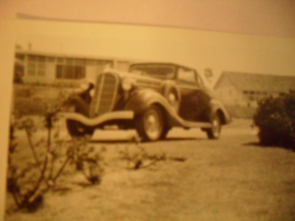 1934 Hudson Terraplane