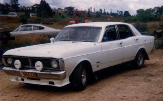 1971 Ford FALCON XY