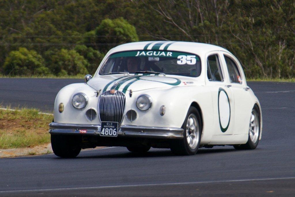 1957 Jaguar 3.4