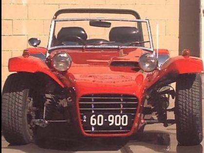 1974 ASP Clubman