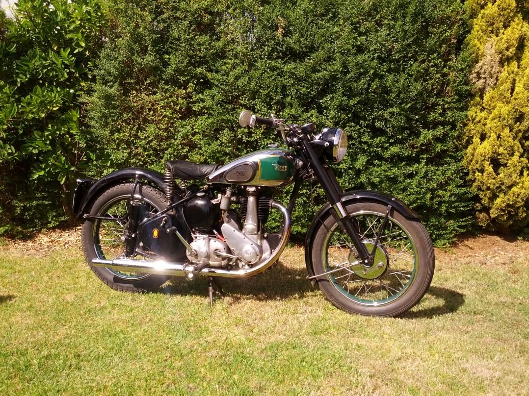 1951 BSA B31