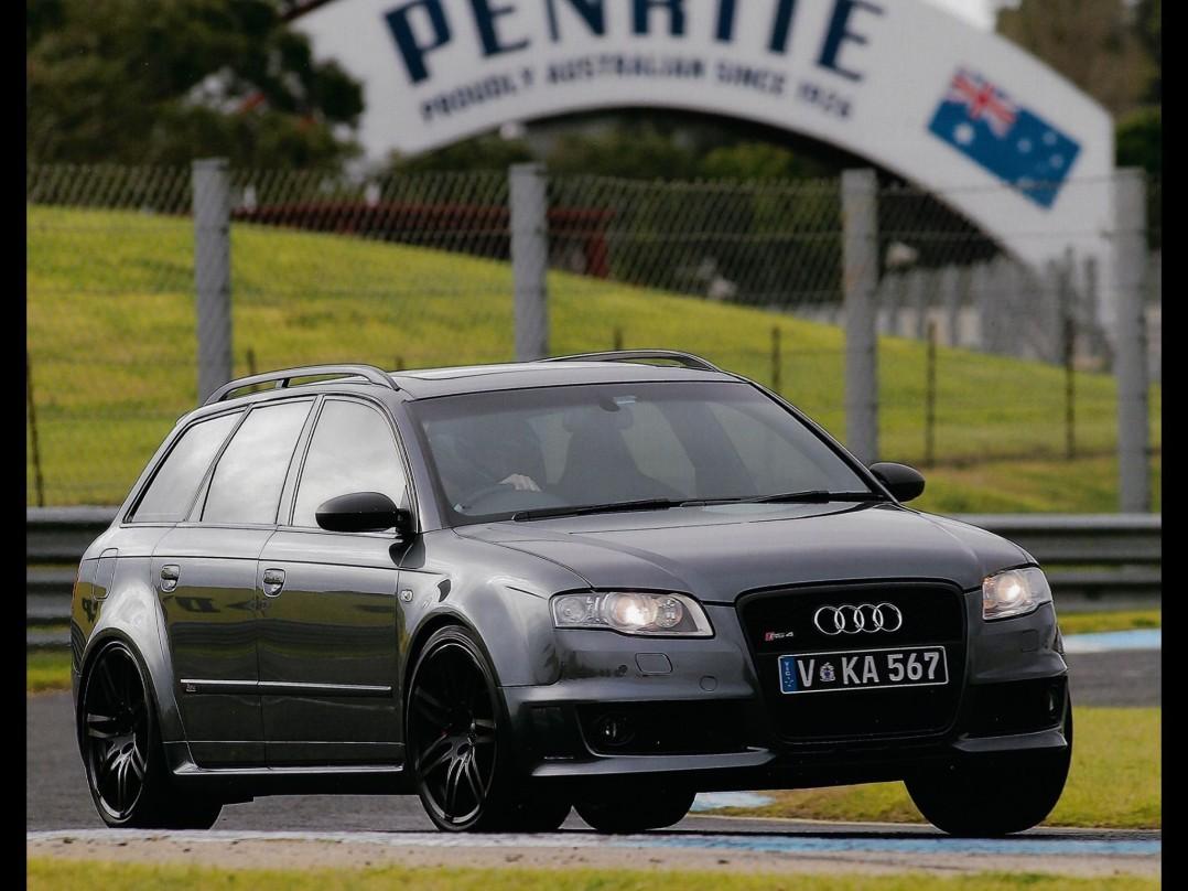 2008 Audi RS4 AVANT QUATTRO