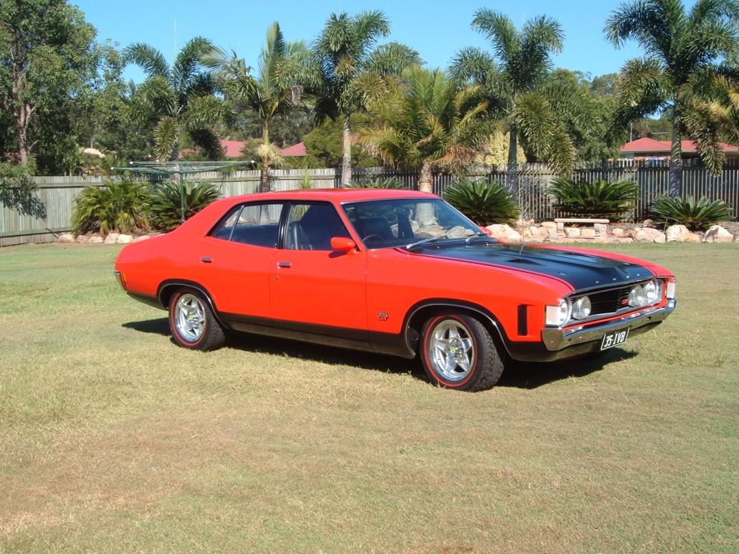 1972 Ford Falcon XA GT