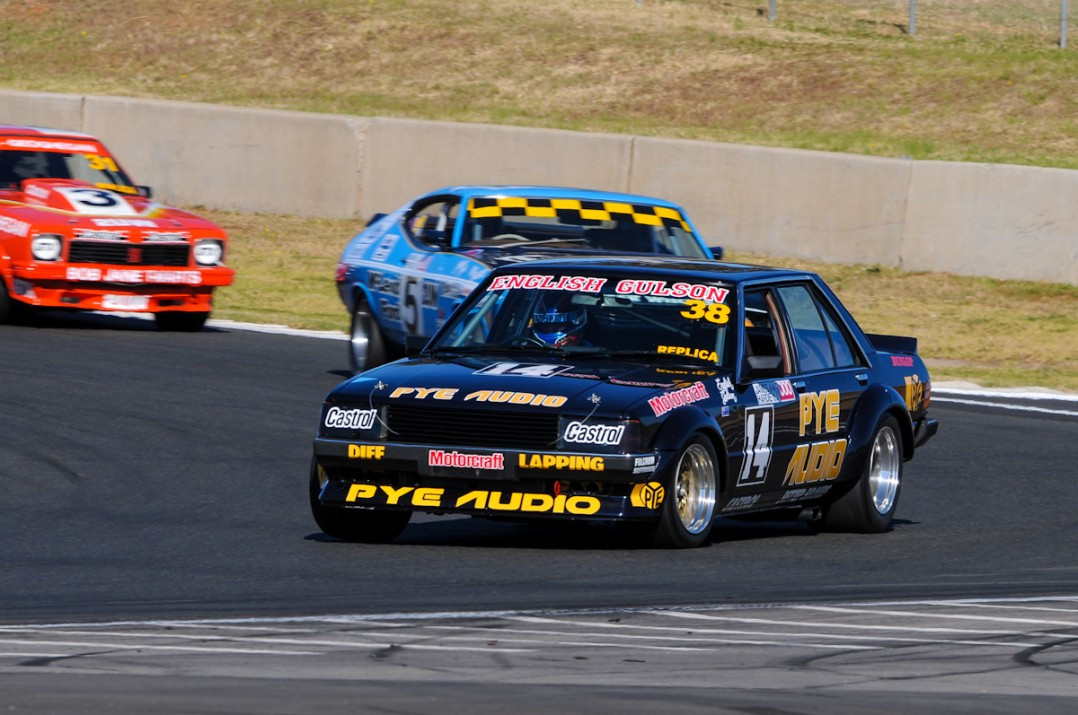 1981 Ford Falcon XD Group C Race Car
