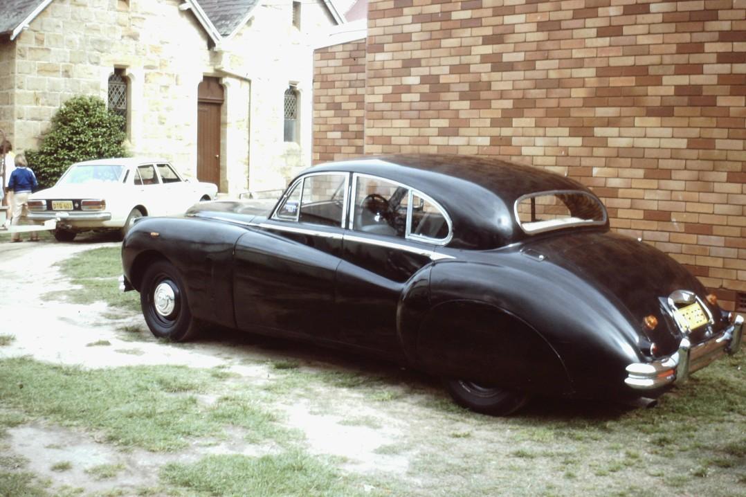 1952 Jaguar Mk 7