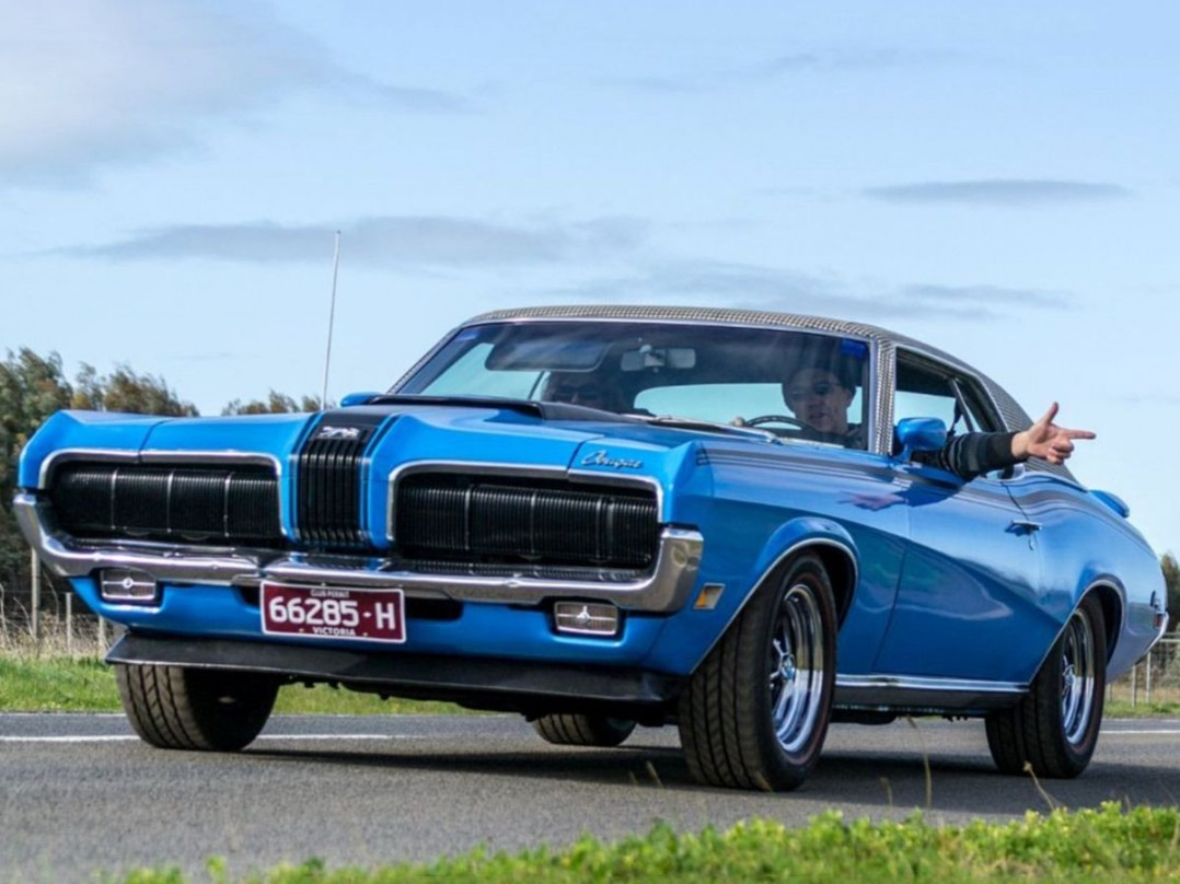 1970 Ford COUGAR