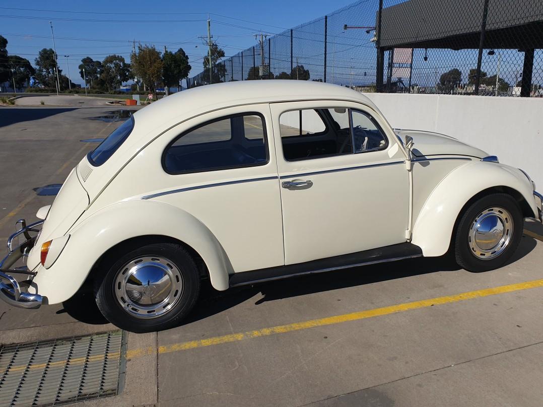1967 Volkswagen 1300 (BEETLE)
