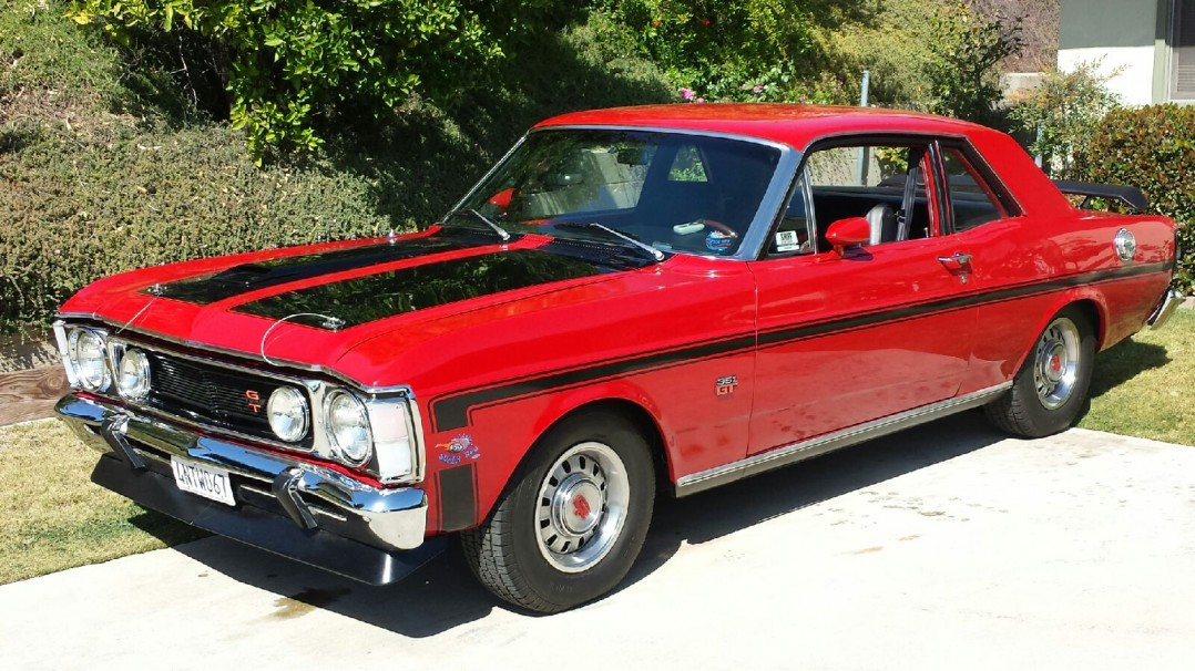 1969 Ford Falcon XW GTHO (Replica)