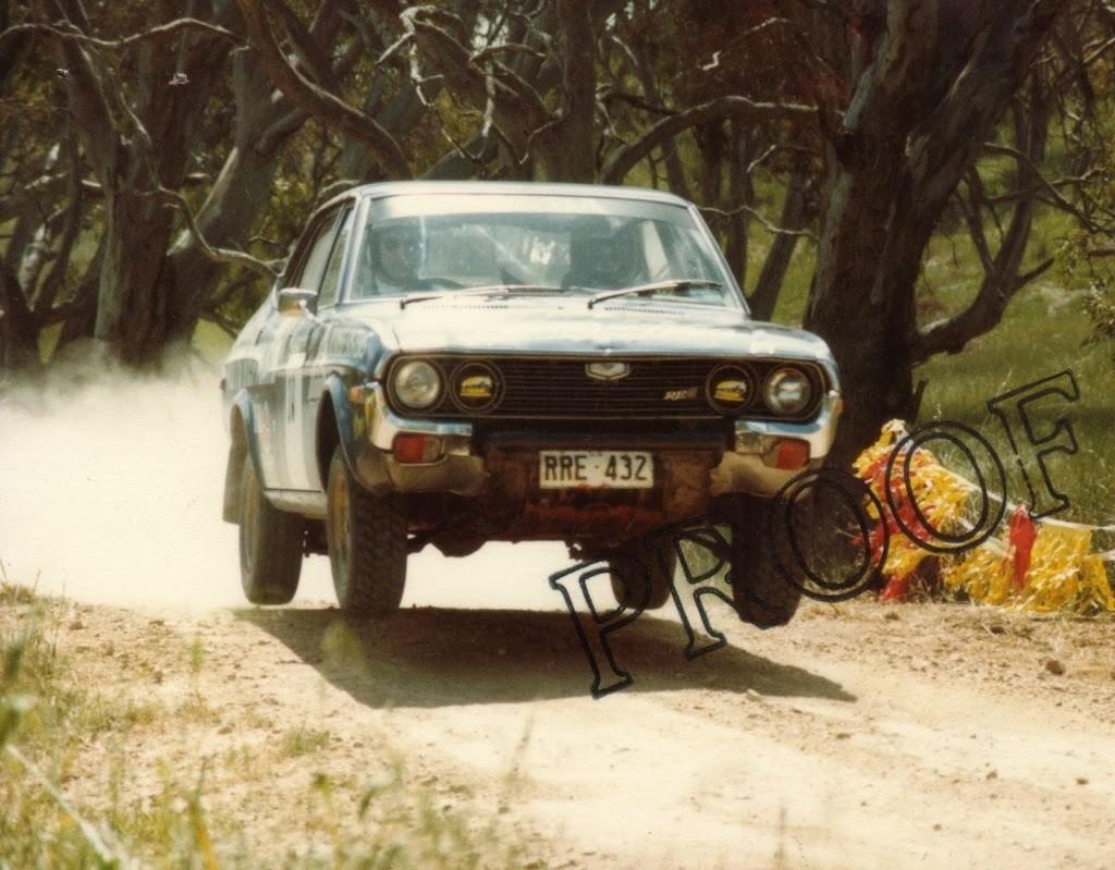1982 Mazda RX4