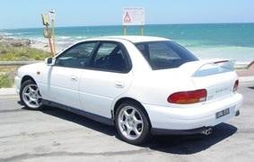 2000 Subaru MY2000 WRX