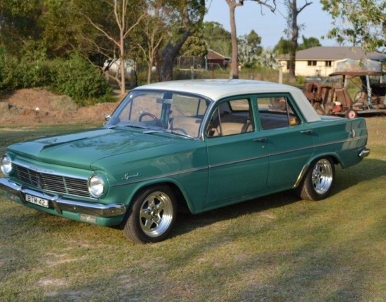 1978 Holden EH 1964