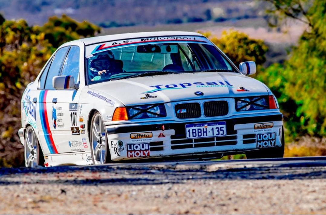 1991 BMW E36 320i