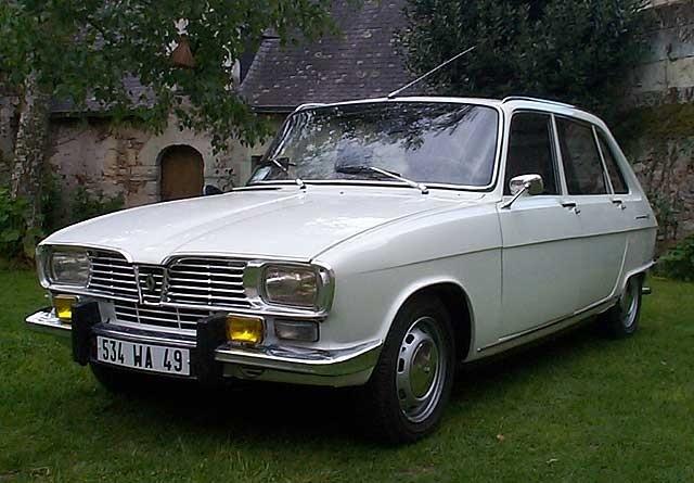 1979 Renault 16