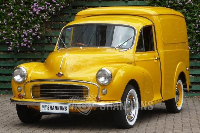 1962 Morris 1000