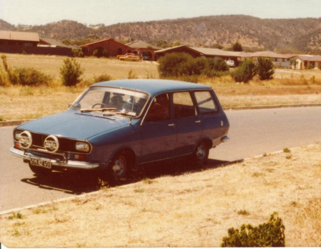 1981 Renault 12 GL