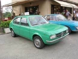 1980 Alfa Romeo Alfa Sud