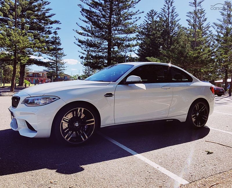 2017 BMW F87 M2 LCI