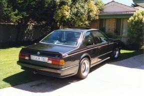 1998 BMW 635 CSi